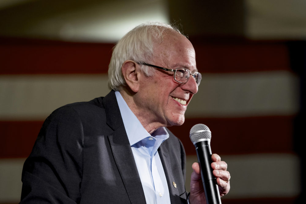 JACK ROSEN: Bernie Sanders would be most anti-Israel US President since founding of modern Jewish state