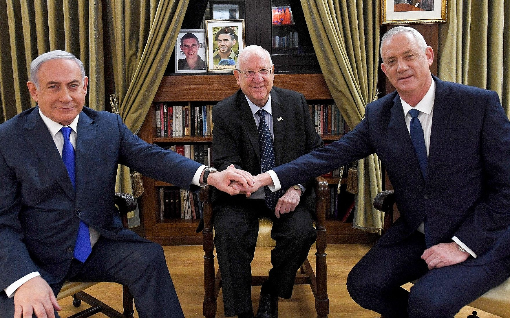 American Jewish Congress salutes the formation of a unity government in Israel