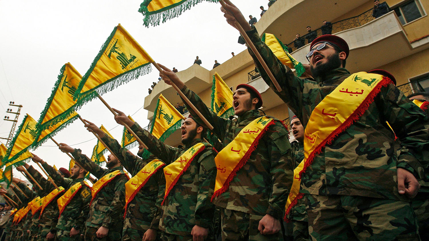 American Jewish Congress Applauds Germany for Banning Hezbollah