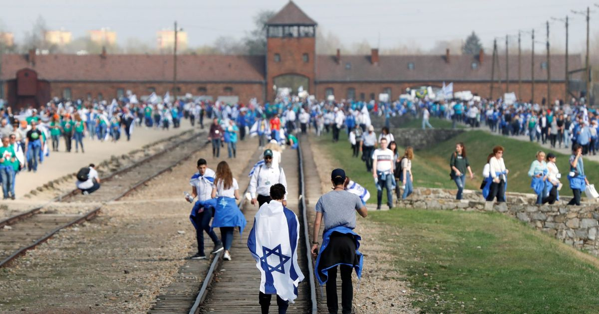March of the Living launches virtual remembrance project ahead of Yom Hashoah