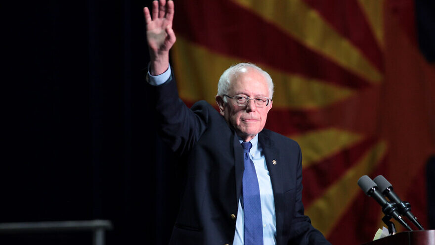After floundering for weeks, Bernie Sanders ends second US presidential bid