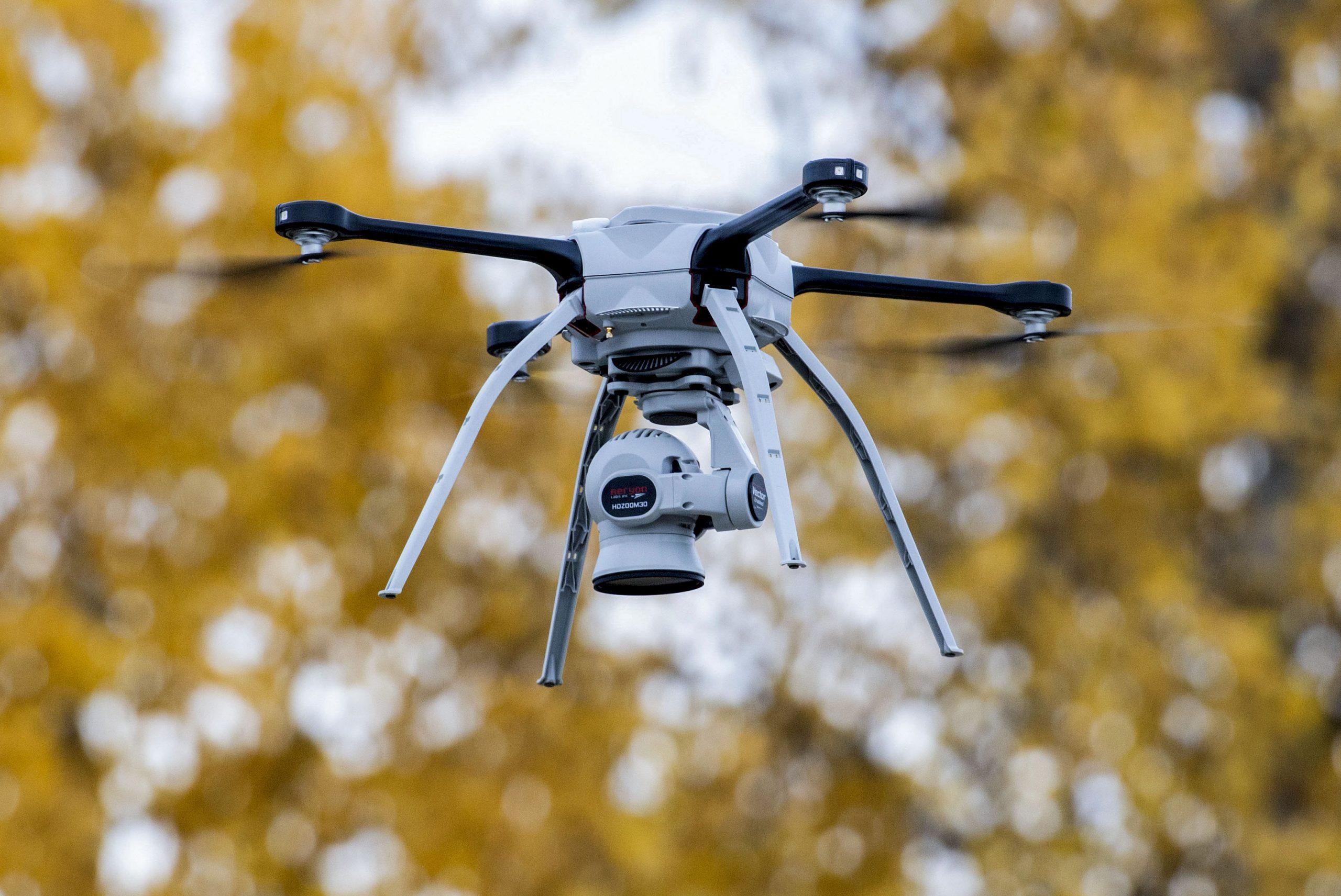 Israel Police use drones to track coronavirus patients