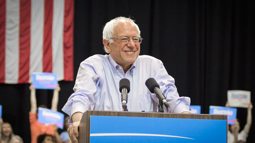 Bernie Sanders endorses Joe Biden for president