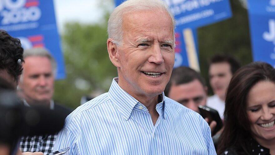 Biden affirms he won't move embassy back to Tel Aviv