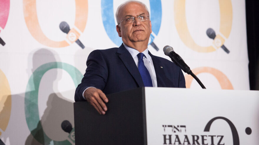 Report: Palestinians launch diplomatic offensive to prevent Israeli annexation