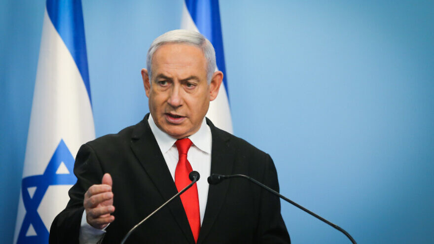Netanyahu announces strict seder-night lockdown throughout Israel