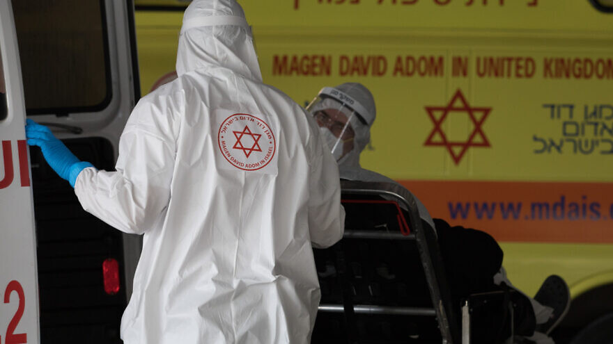 Italy approves experimental Israeli drug used to treat hospitalized corona patients