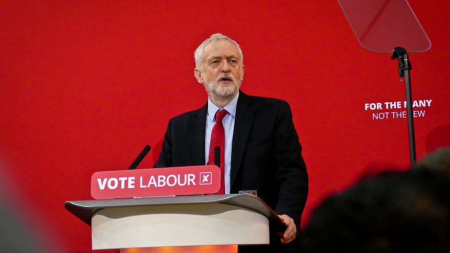 Report: Hostility to Corbyn stymied British Labour Party effort to face anti-Semitism