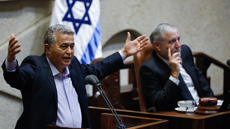 Labor Party to join Netanyahu-Gantz government