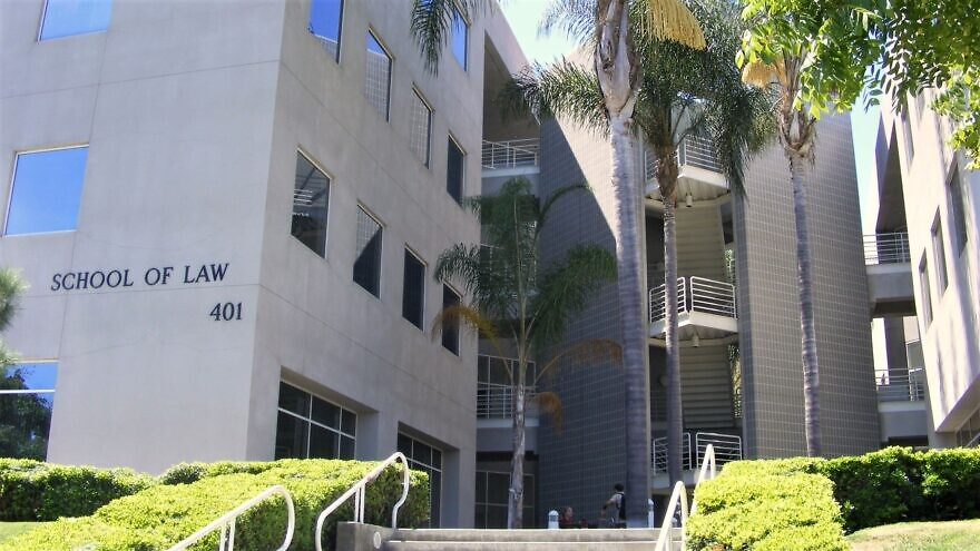Student government at UC Irvine repeals BDS resolution