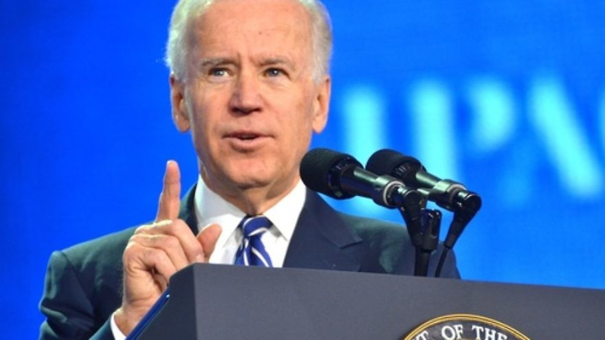Biden marks year after Poway shooting, releases plan to address hate crimes