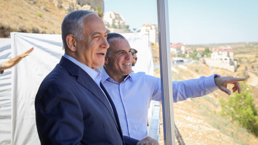 Netanyahu: July is our target date for applying sovereignty