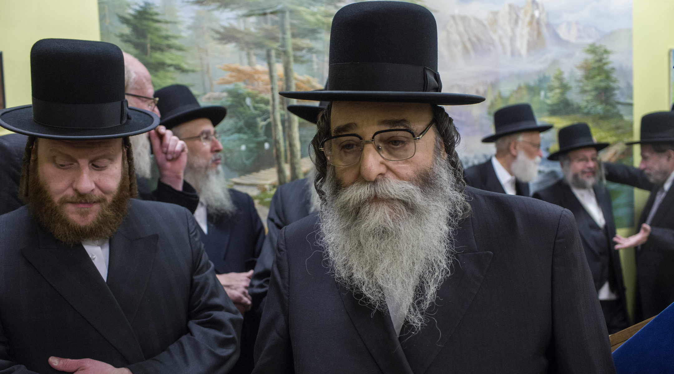 Couple arrested in Brooklyn for accusing Chassidim of spreading coronavirus