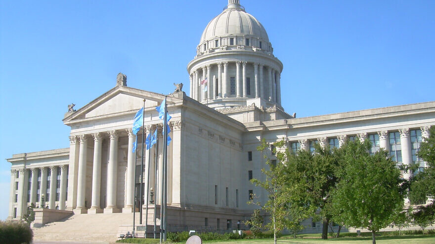 Oklahoma becomes 30th state to enact anti-BDS law
