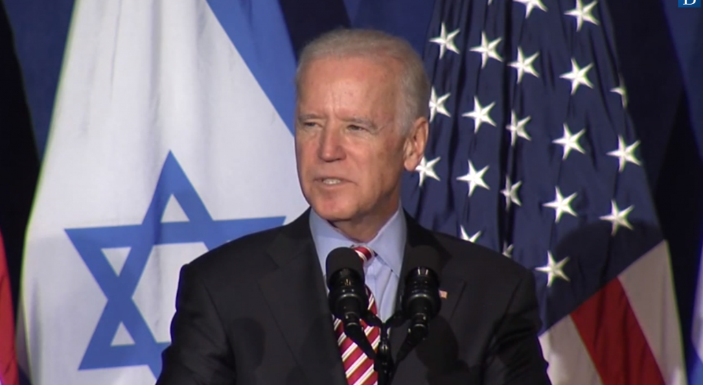 The American Jewish Congress applauds Joe Biden for clear opposition to BDS movement