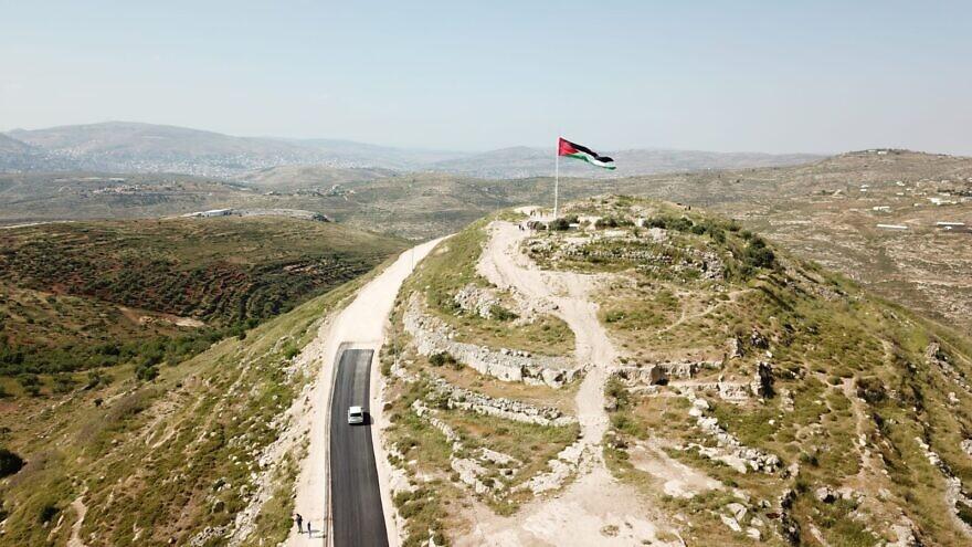 Report: PA is eradicating a Hasmonean-era fortress in Samaria