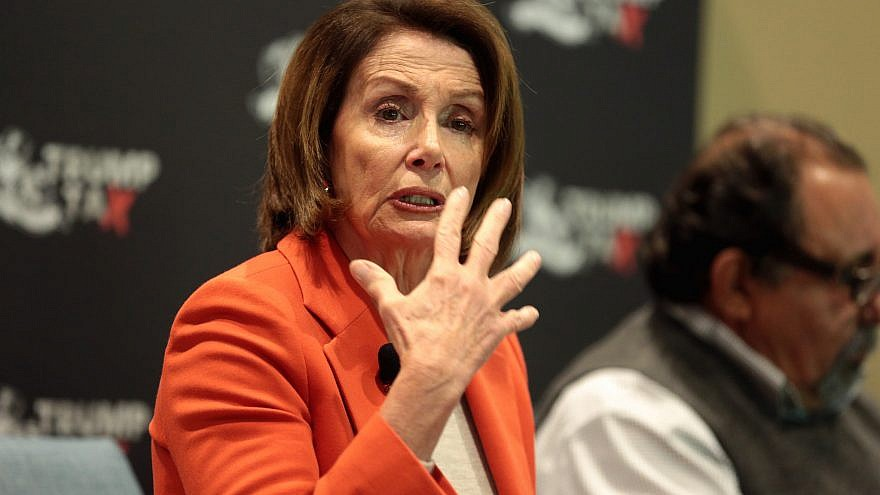 Pelosi: Israeli annexation of West Bank 'undermines US national security interests'