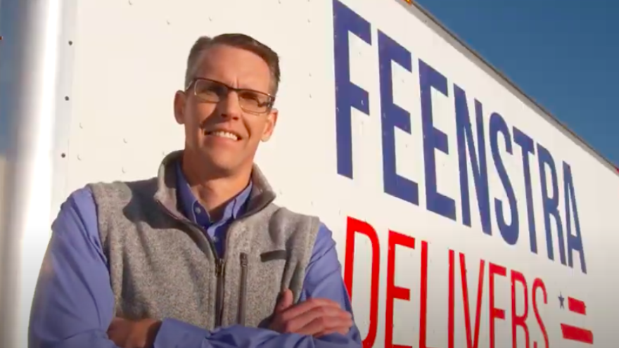 Randy Feenstra defeats incumbent Iowa Rep. Steve King in GOP primary