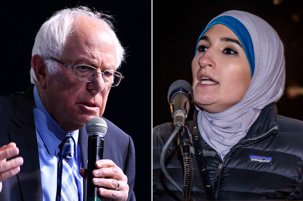 NEW YORK POST: American Jewish Congress blasts Bernie Sanders surrogate Linda Sarsour