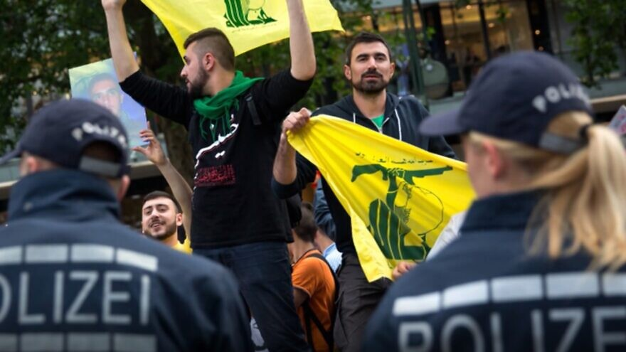 Austrian parliament resolution calls for banning Hezbollah in EU