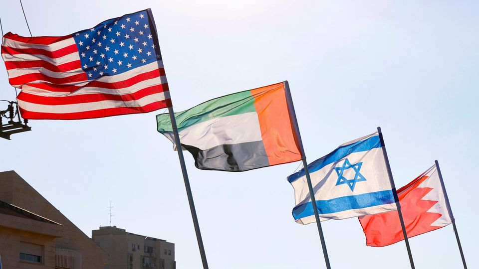 American Jewish Congress celebrates the signing of the Abraham Accords
