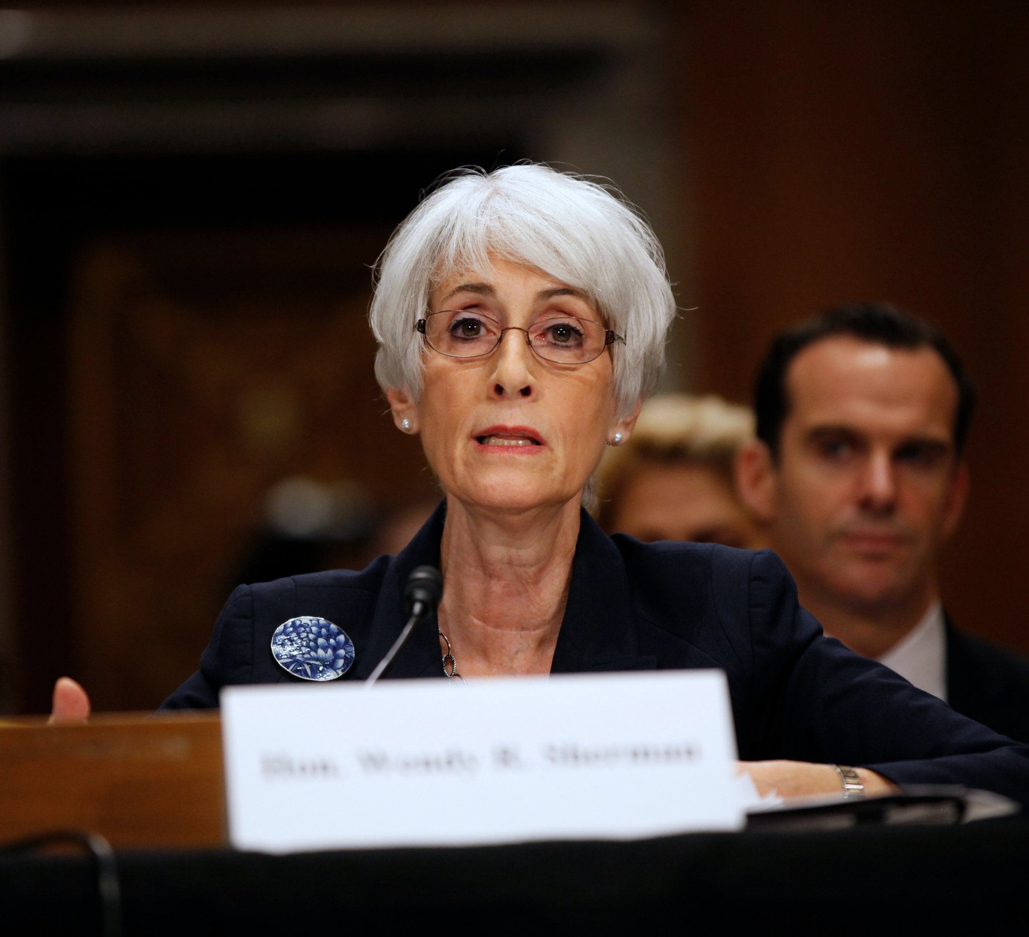 American Jewish Congress Commends Wendy Sherman's Confirmation Hearing Statements
