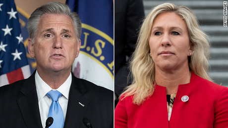 NPR: Kevin McCarthy Leads House GOP In Blasting Marjorie Taylor Greene's Holocaust Remarks