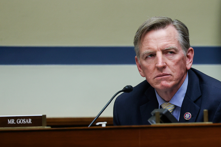 PRESS RELEASE: American Jewish Congress Condemns Rep. Paul Gosar for Fundraising with Renowned Antisemite and White Supremacist