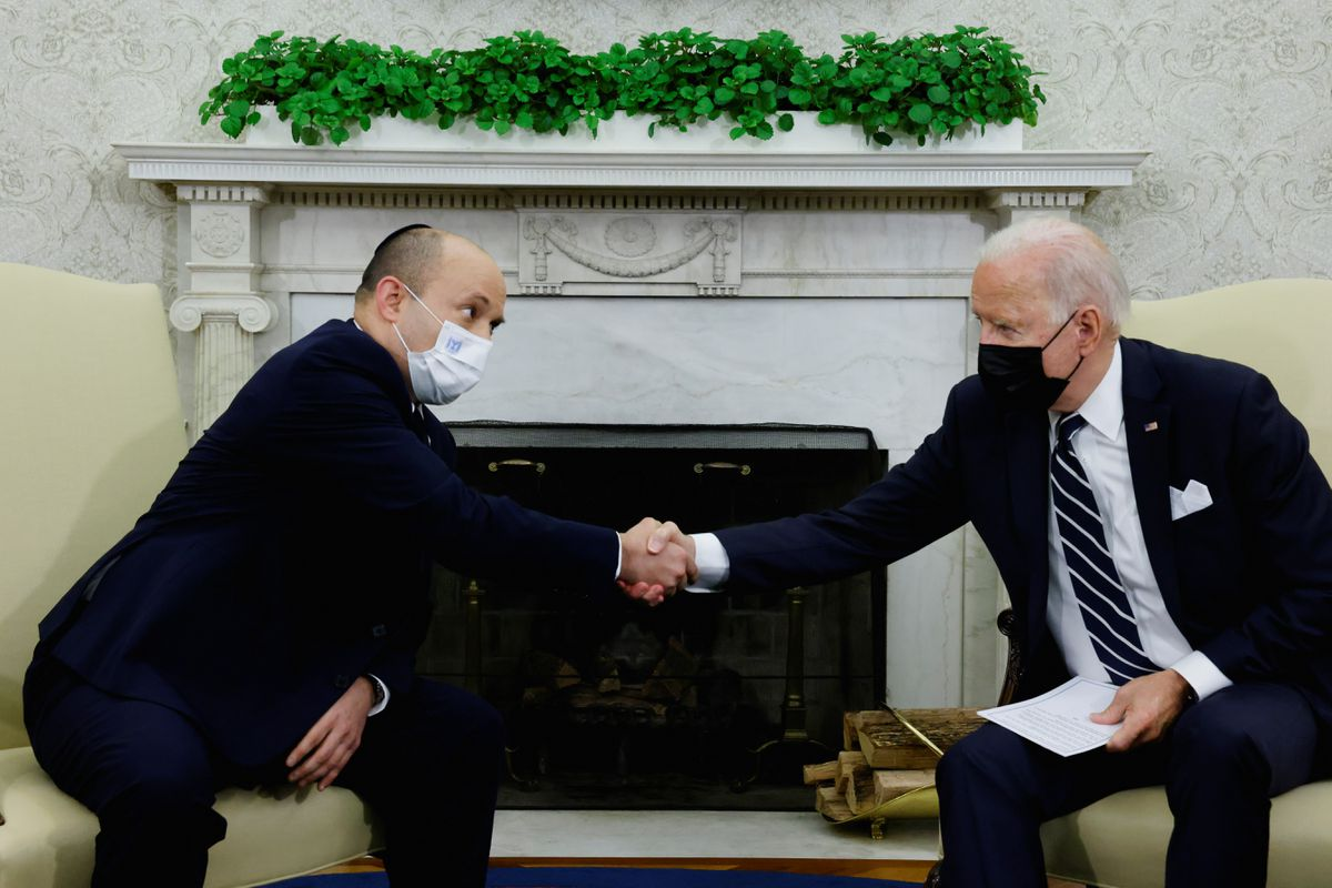 PRESS RELEASE: American Jewish Congress Lauds Prime Minister Bennett's White House Meeting with President Biden