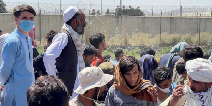 ALGEMEINER: US Jewish Groups 'Horrified' by Kabul Attacks, Mourn US Troops, Afghan Civilians