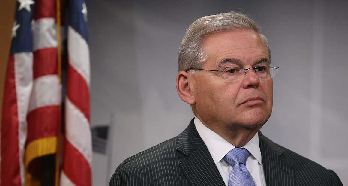 PRESS RELEASE: American Jewish Congress hosts Sen. Menendez in conversation on America's Future Role in the Middle East