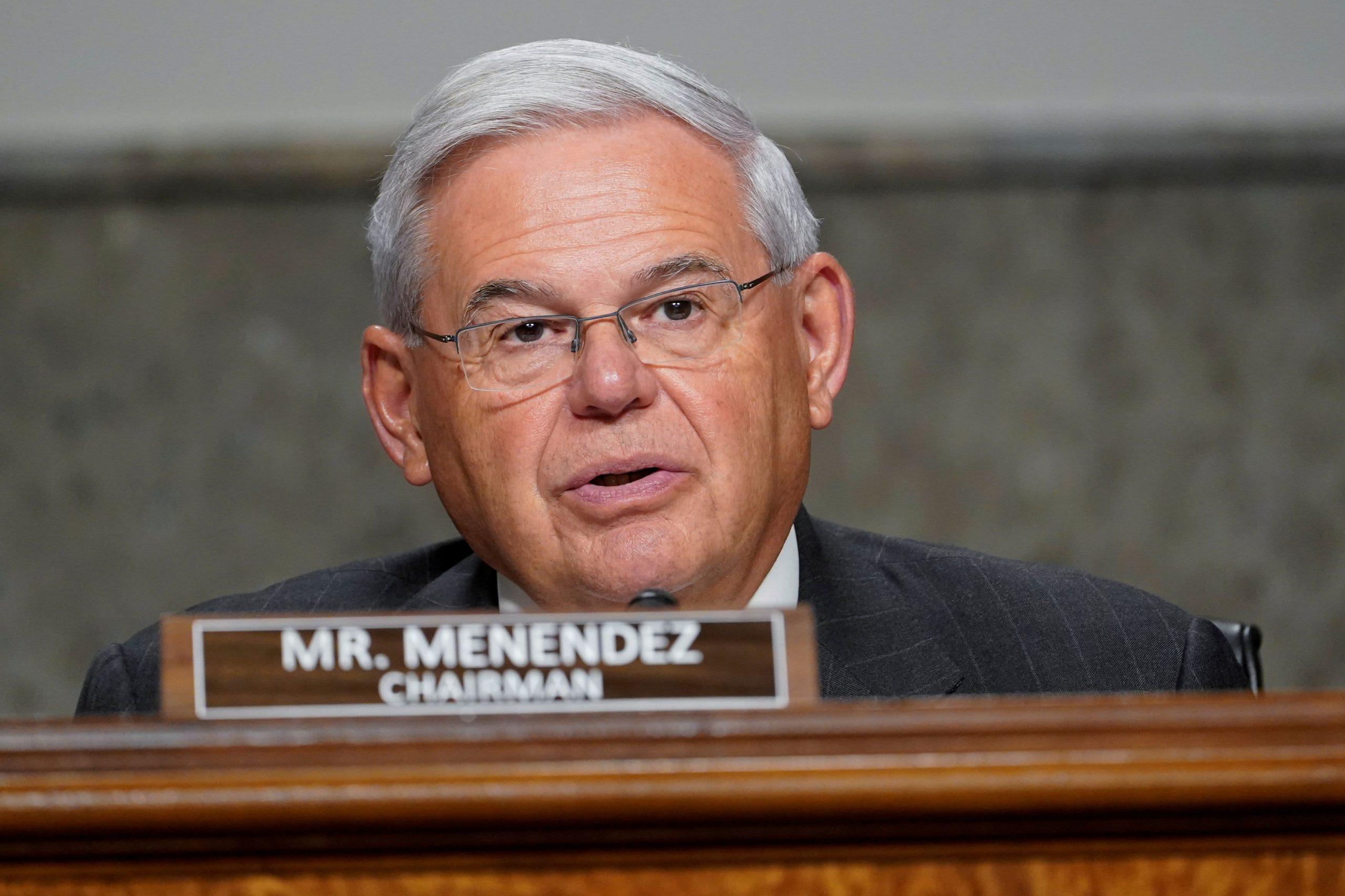 JEWISH STANDARD: Menendez urges focus on Iran